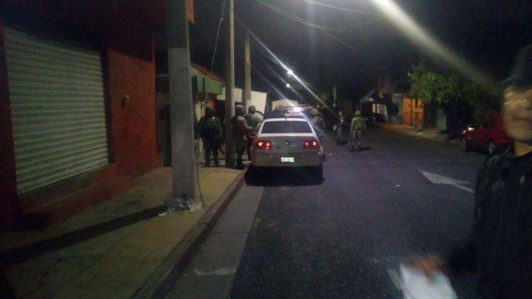 Encuentran droga abandonada dentro de un auto en Polanco