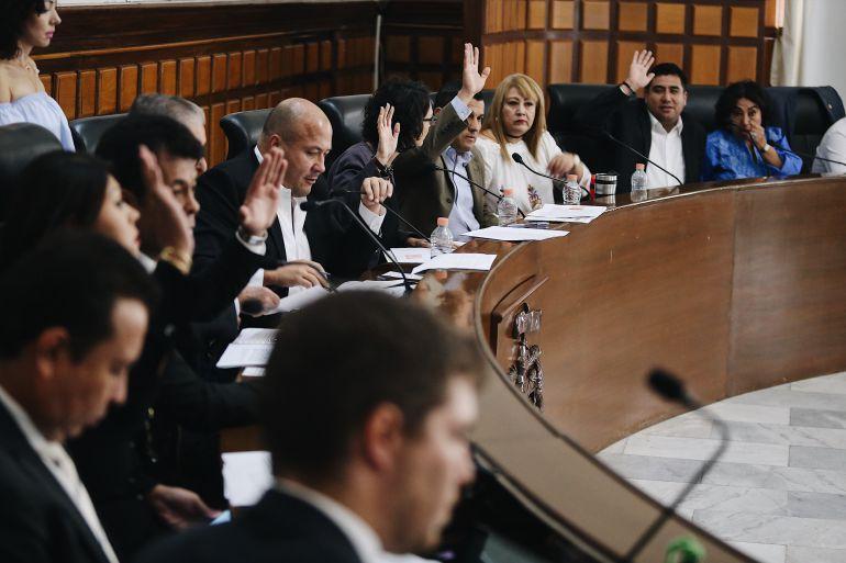 Aprueban convocatoria para elegir al presidente del Consejo Ciudadano de Seguridad Pública