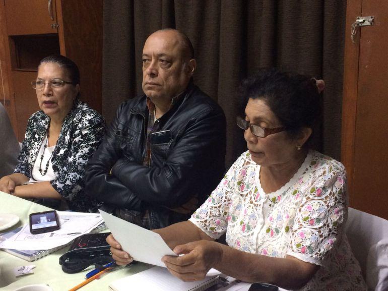 Militantes de Morena demandan que baje la tarifa del transporte público