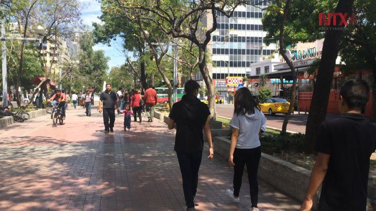 Detienen a dos asaltantes activos en Chapultepec