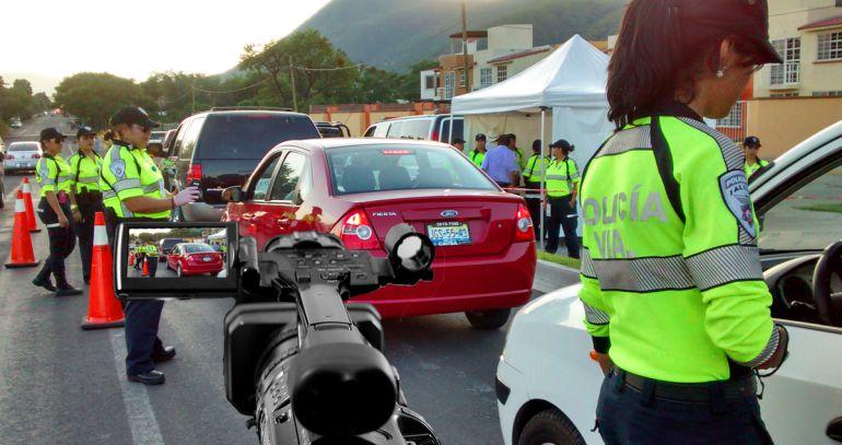 Denuncia a agentes de vialidad que operan el 'Torito' por presunto robo