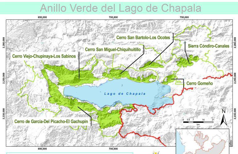Buscan proteger terrenos de subcuenca del lago de Chapala