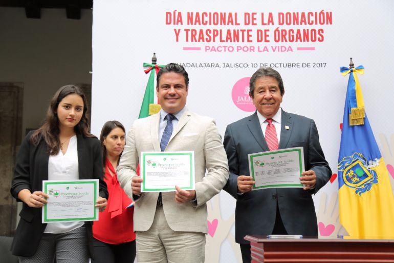 Ponen en marcha programa 'Si-Dono Jalisco'