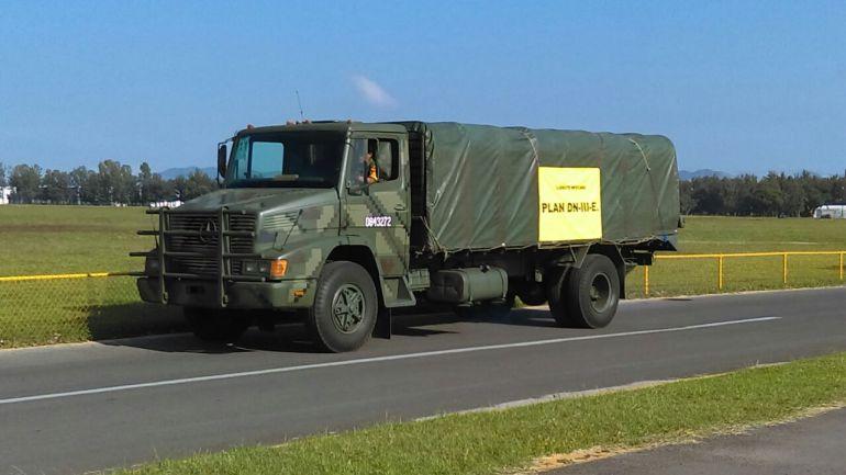 Envía más ayuda la V Región Militar a las zonas afectadas por los sismos de septiembre