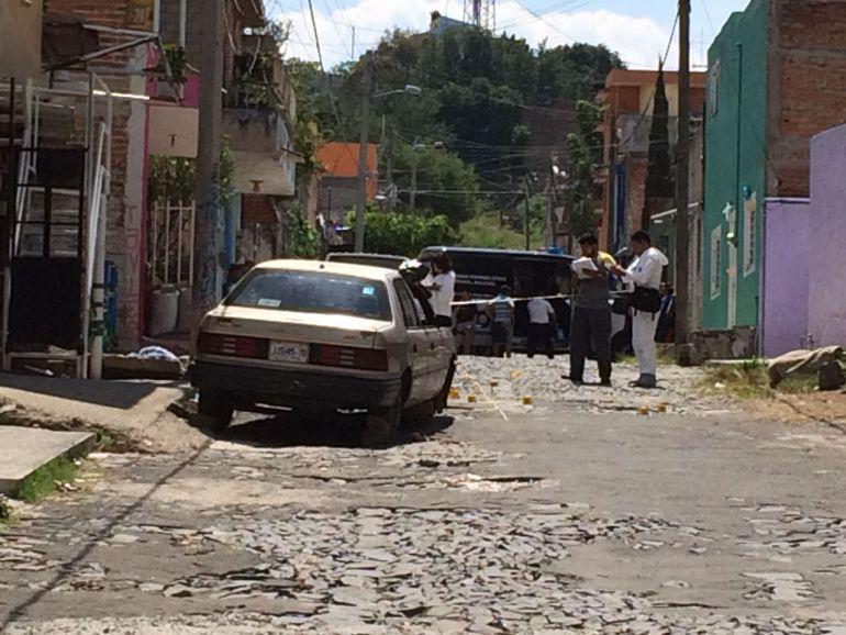 Por confusión, asesinan a un sujeto a balazos en Tlaquepaque