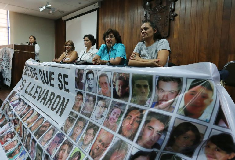 ITEI ordena a FGE entregar información relacionada con personas desaparecidas