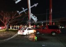 Fallece mujer en aparatoso accidente