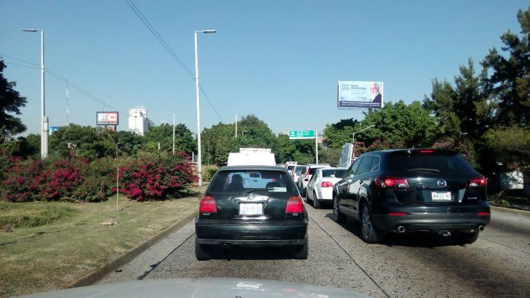 Accidentes entorpecen la vialidad en Lázaro Cárdenas