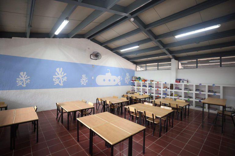Renueva Guadalajara el Centro de Desarrollo Comunitario 7