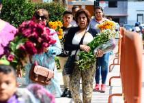 Más de 300 mil personas han acudido a los cementerios de Guadalajara