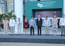 Inaugura el gobernador el Singularity Summit en Puerto Vallarta