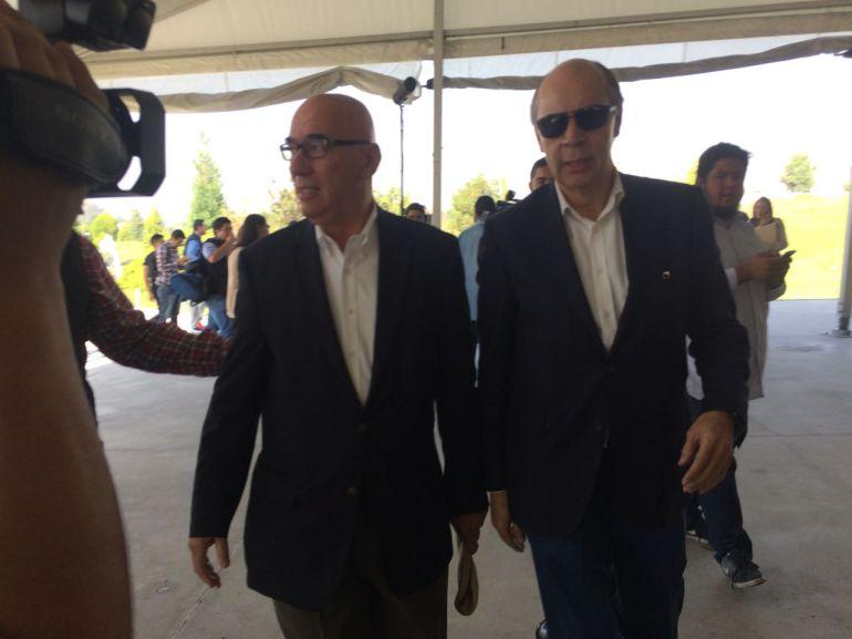 """""""Una jalada"""" Alfaro como candidato independiente: Dante Delgado"""