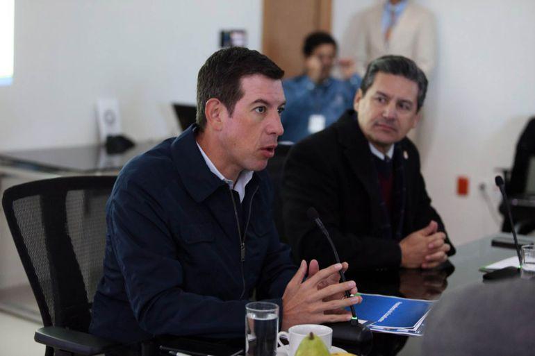 Miguel Castro no declina ir por la alcaldía de Guadalajara