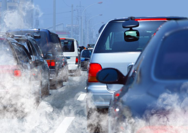Al corralón más de 200 autos por contaminar