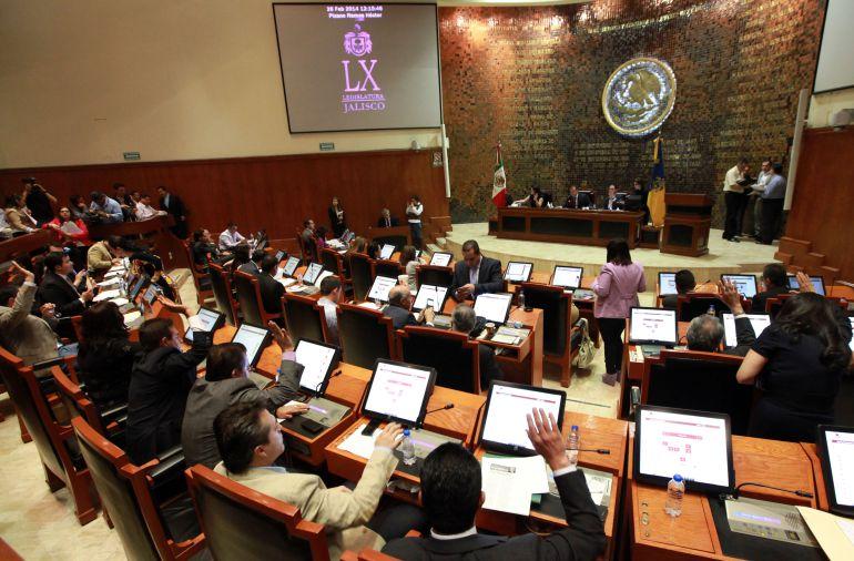 Aprueban cargos por 220 MDP a la cuenta pública del 2012 del Congreso