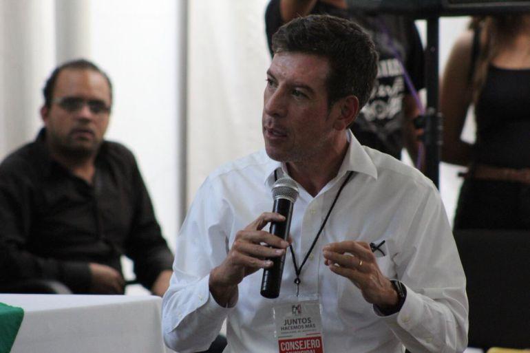 Miguel Castro Reynoso renuncia a la SEDIS; quiere la gubernatura