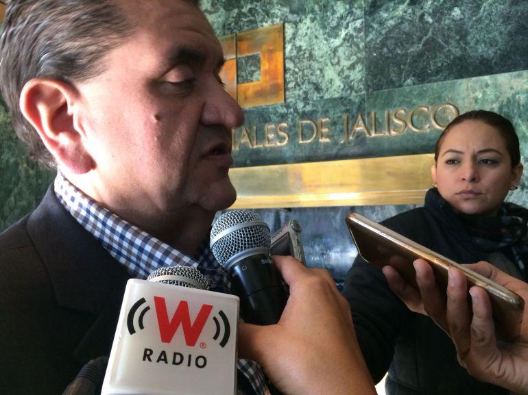 Anuncia Francisco Ayón que dejará el cargo la siguiente semana