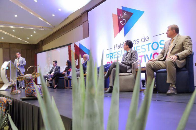 Resaltan la importancia del presupuesto participativo dentro del Foro Internacional