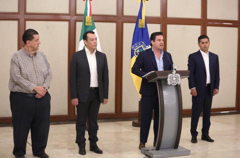 Asegura gobernador que ya han pagado gran parte de la deuda de Jalisco