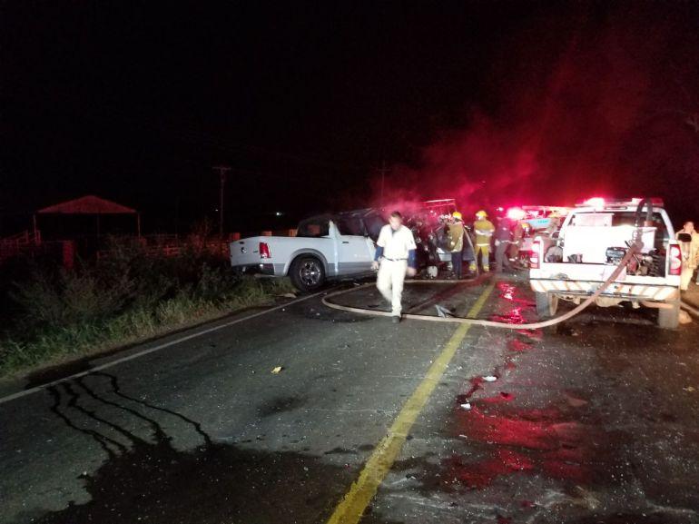 Carambola en la autopista Guadalajara – Lagos de Moreno deja 3 muertos y un herido