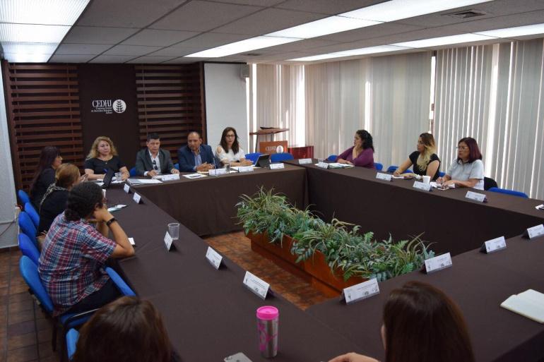 Pide Hernández Barrón se destinen recursos para la Fiscalía de Personas Desaparecidas