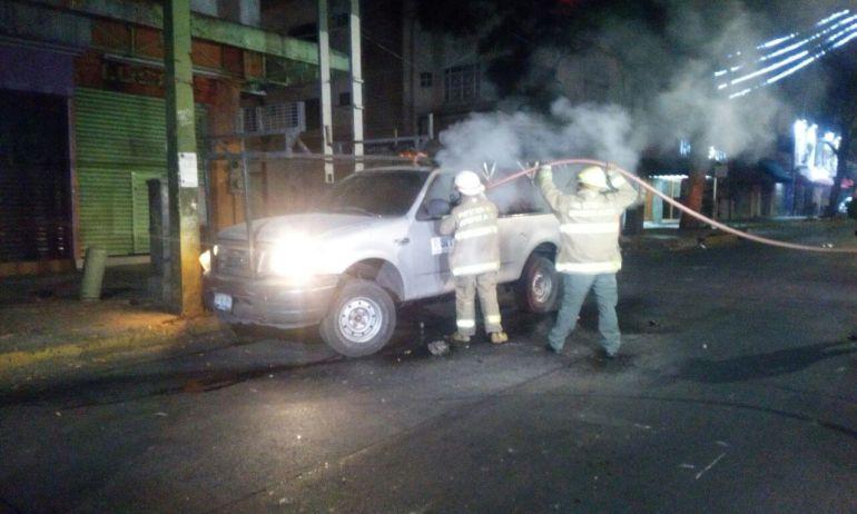 Realizan operativo antipiratería en San Juan de Dios