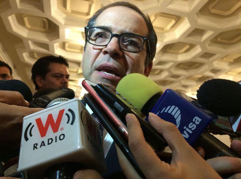 Violencia en Colima proviene de otros estados: gobernador