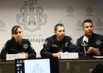 """Policía de Guadalajara arranca programa """"Nos toca regalar"""""""