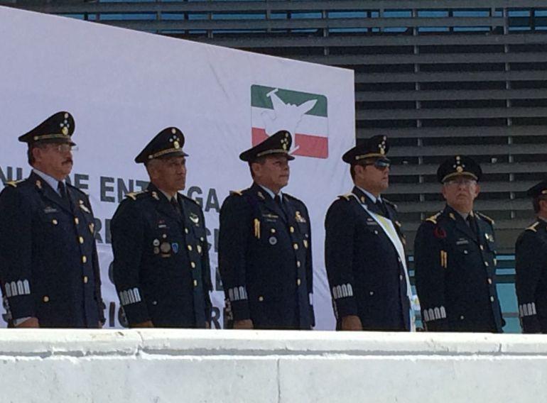 Estrena comandante la V Región Militar