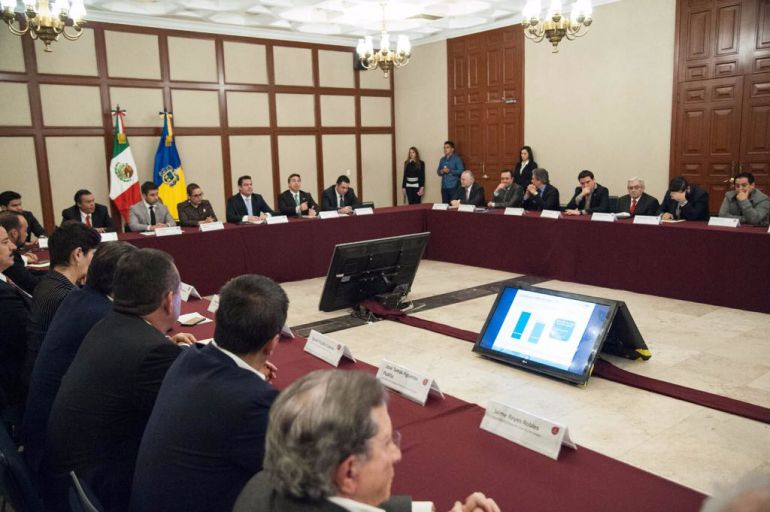 Jalisco envía iniciativa de decreto de Ley de Mejora Regulatoria