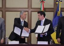 Jalisco firma acuerdo con UNICEF