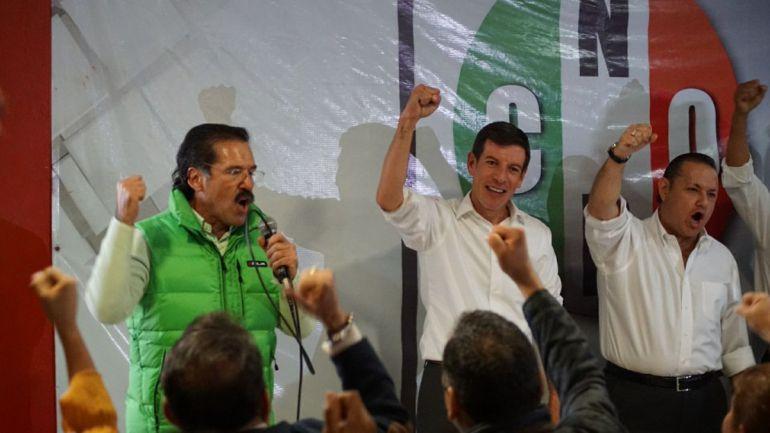Miguel Castro no ve a Alfaro como su principal contrincante en las elecciones 2018