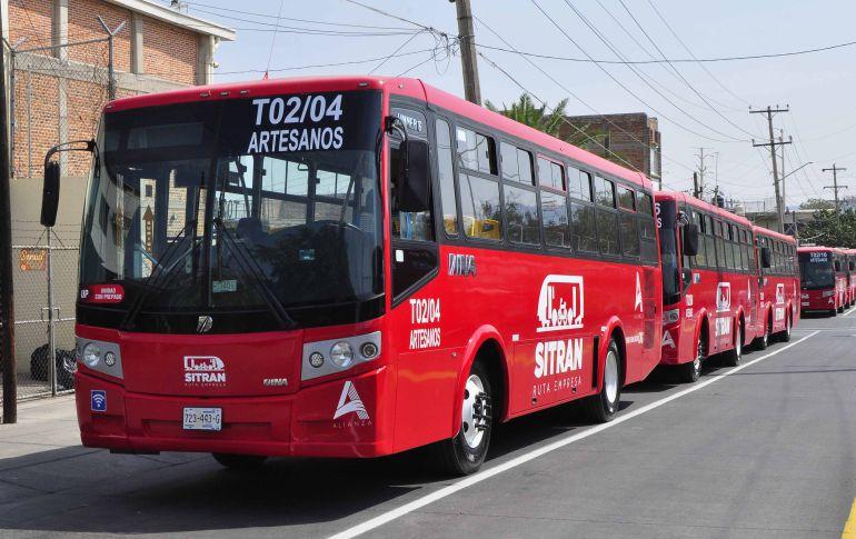Aumento a la tarifa de transporte público sólo a SITRAN: ASD