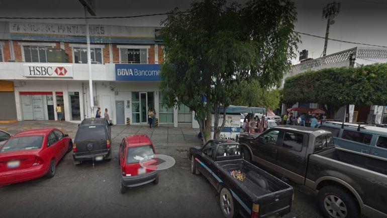 Despojan de 200 mil pesos a un cuentahabiente en Guadalajara
