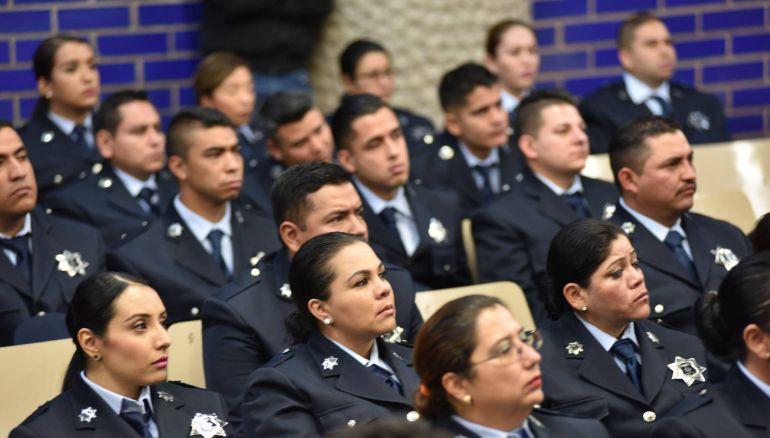 Dejan sin aguinaldo al 50% de los policías tapatíos