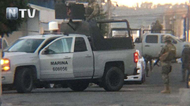 Operativos de Semar dejan 5 muertos en Tepic