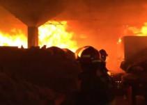 Fallece hombre tras incendiarse su casa