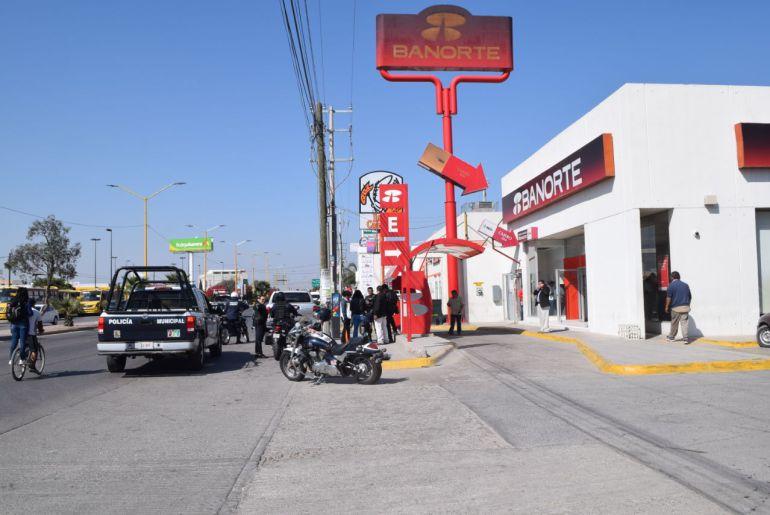 Casi 600 asaltos a cuentahabientes se registraron en Jalisco durante 2017