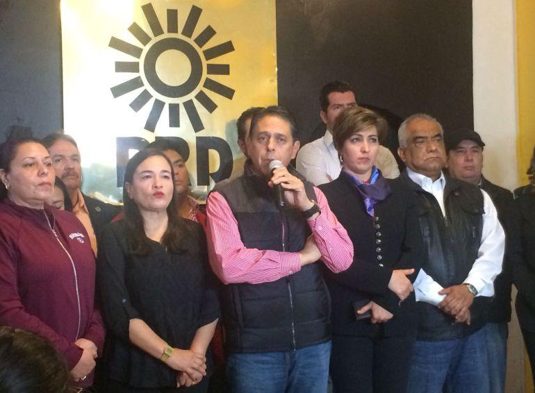 PRD en Jalisco condena el asesinato del diputado Saúl Galindo