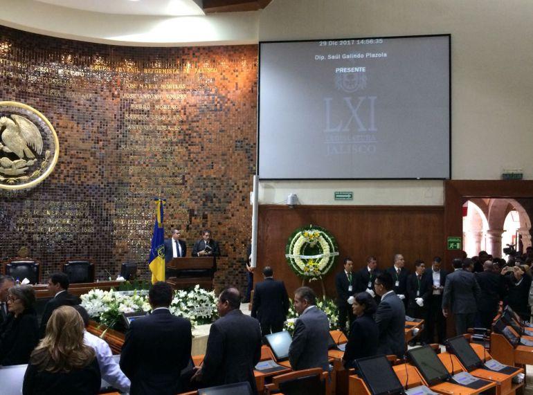 Fiscalía cuenta con tres líneas de investigación por el asesinato del diputado Saúl Galindo