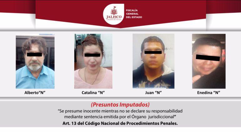 Detienen a cuatro por el asesinato de Alexandra Castellanos