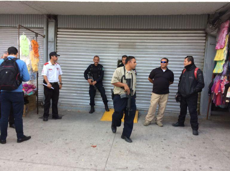 Policía tapatía abate a presunto ladrón en Guadalajara