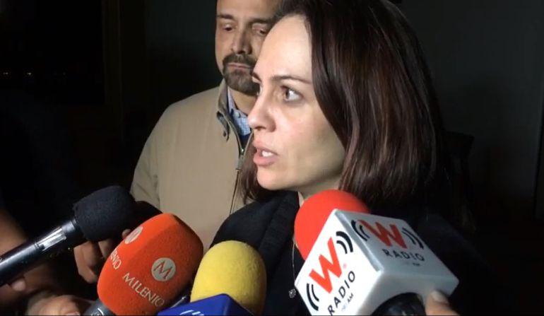 Vinculan a proceso penal a 4 implicados en el homicidio de Alexandra Castellanos