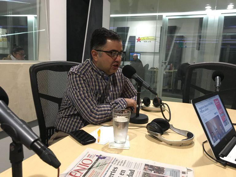 Entrevista con PAN Jalisco