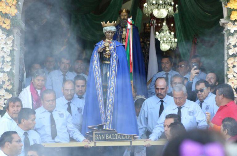 Asisten 40 mil personas a peregrinación en Cajititlán