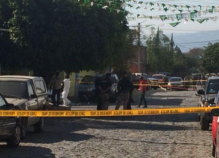 Asesinan a tres en Tlaquepaque
