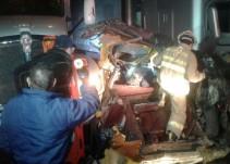 Doble choque deja un muerto y tres lesionados en Santa Rosa-La Barca