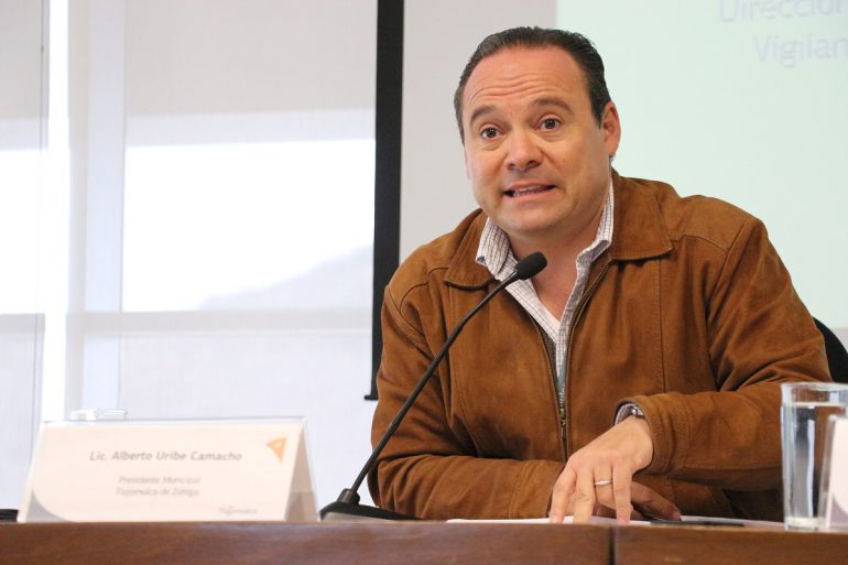 Alcalde de Tlajomulco pide licencia a su cargo este lunes