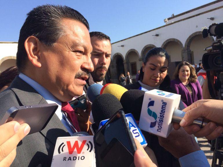 Fiscal anticorrupción electo presentará acciones cuando tome protesta