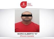 Sujeto enfrenta proceso penal por causarle ceguera a una persona